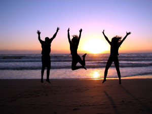 jumping-for-joy-at-sunset